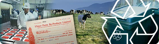 Ulster Farm By-Products Ltd. Meat Rendering/ Stock Collection / Meat processing